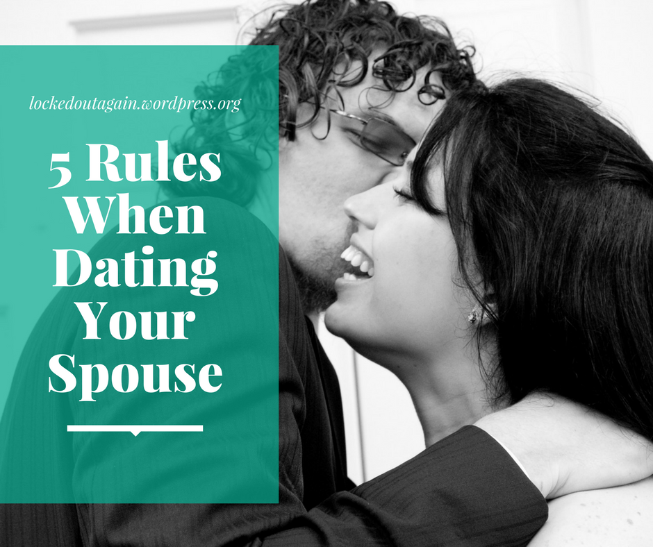 Dating your wife again